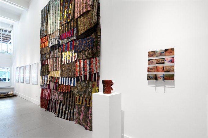 Erick Medel, Installation View