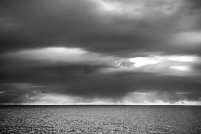 Nick Turner, Untitled (Dark Clouds)