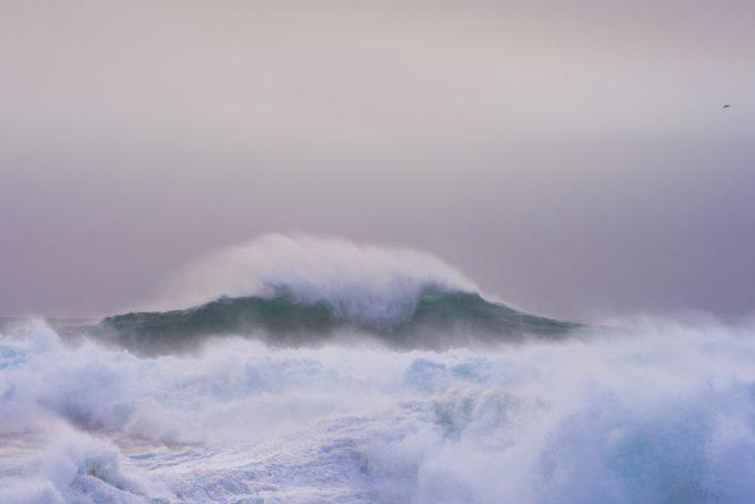 Nick Turner, Untitled (Wave Break #3)