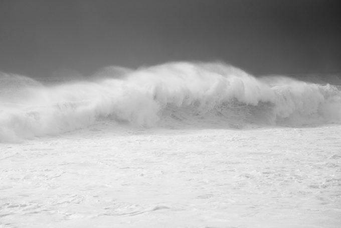 Nick Turner, Untitled (Wave Break #4)