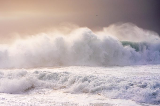 Nick Turner, Untitled (Wave Break #6)