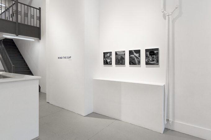 Joshua Lutz, Mind the Gap, Installation Image I