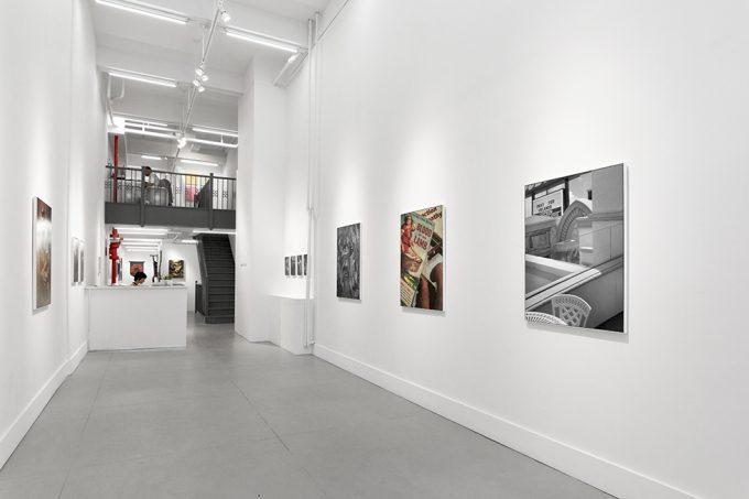 Joshua Lutz, Mind the Gap, Installation Image II