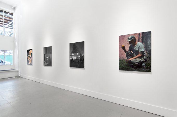 Joshua Lutz, Mind the Gap, Installation Image III