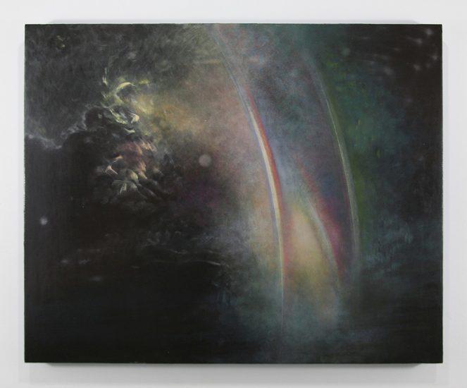 Benjamin Kress, Untitled Nocturnal Rainbow