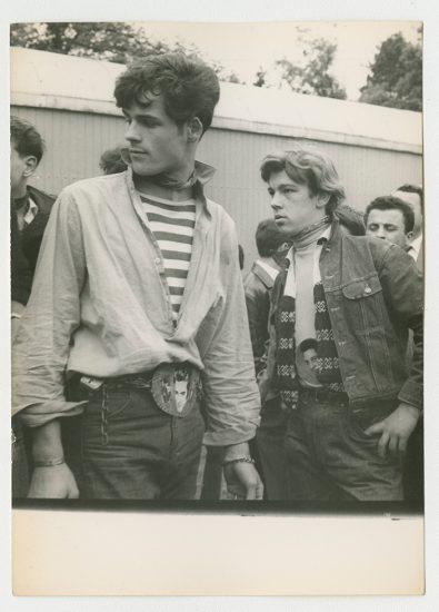 """Karlheinz Weinberger, """"Elvis"""", Hardau, Zurich"""