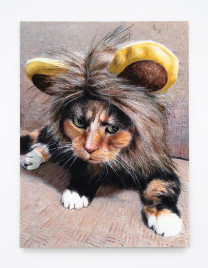Daniel Handal, Lion Kitty (Tortoiseshell II)