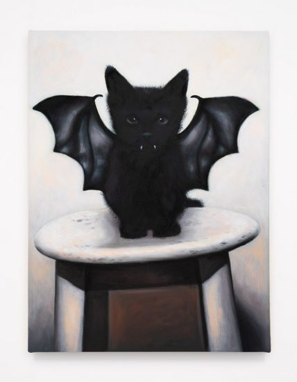 Daniel Handal, Vampire Kitty (Black/Ebony)