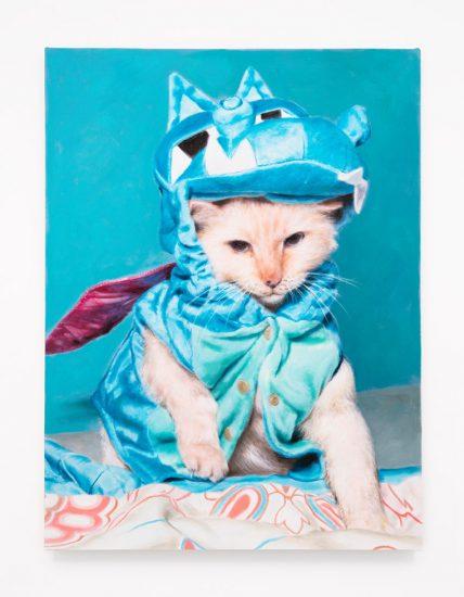 Daniel Handal, Dragon Kitty (Cream Chinchilla)