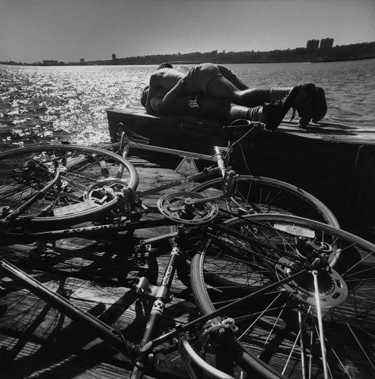 Arthur Tress, Bike Lovers, NY