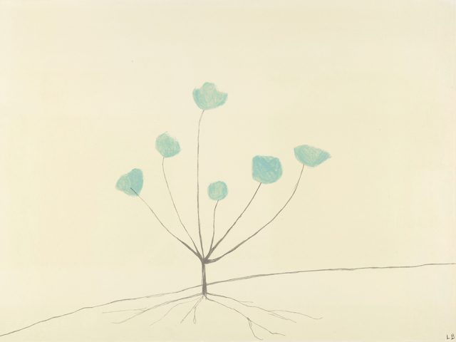 Louise Bourgeois, A Flower in the Forest