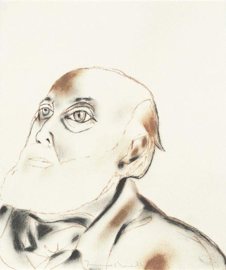 Francesco Clemente, Untitled