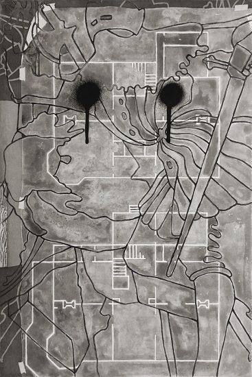 Jasper Johns, Untitled