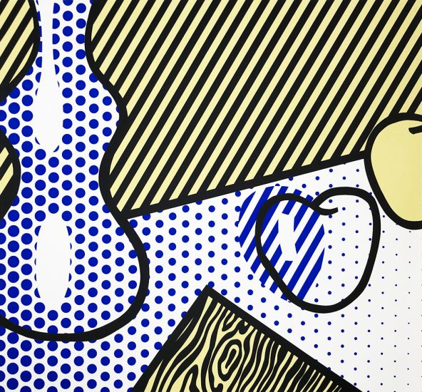 Roy Lichtenstein, Untitled