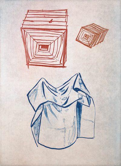David Salle, Paper Lanterns