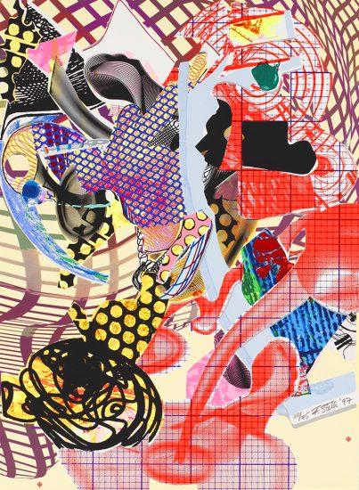Frank Stella, Coxuria