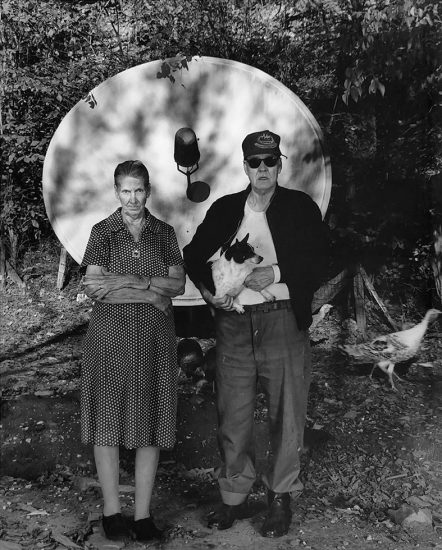 Shelby Lee Adams, Peggy & Albert Campbell