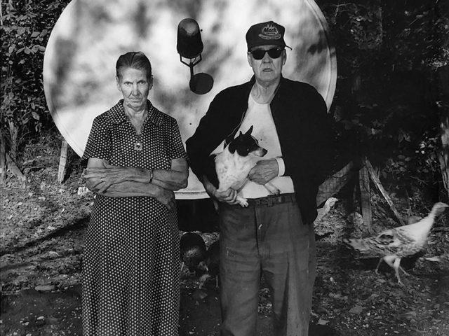 Shelby Lee Adams, Peggy & Albert Campbell