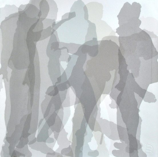 Aziz + Cucher, Shadow Play #1