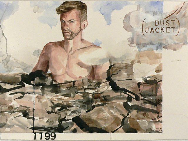 Jack Balas, Dust Jacket