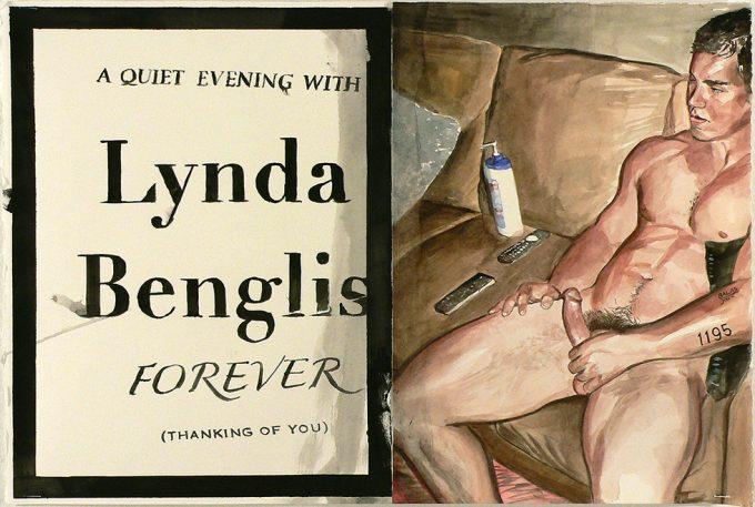 Jack Balas, Lynda Benglis Forever