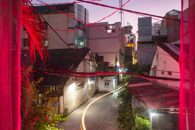Pipo Nguyen-duy, Light Trail