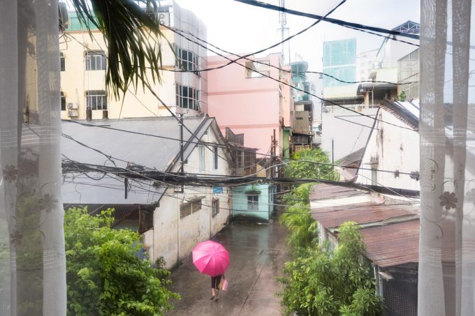 Pipo Nguyen-duy, Rain