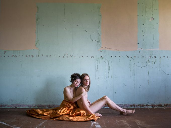 Lissa Rivera, Golden Lamentation