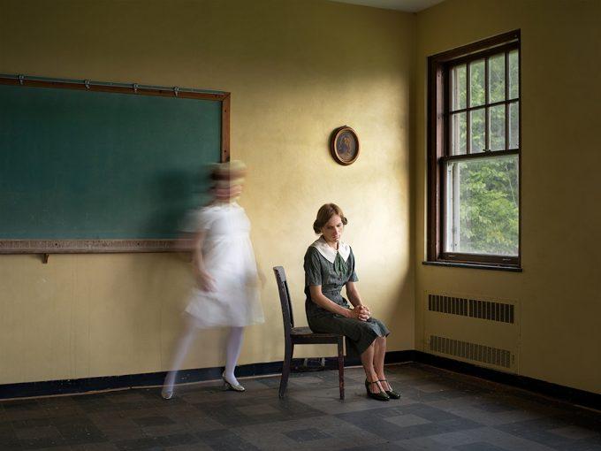 Lissa Rivera, Yellow Classroom (Desire)