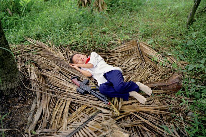 Pipo Nguyen-duy, Girl Sleeping