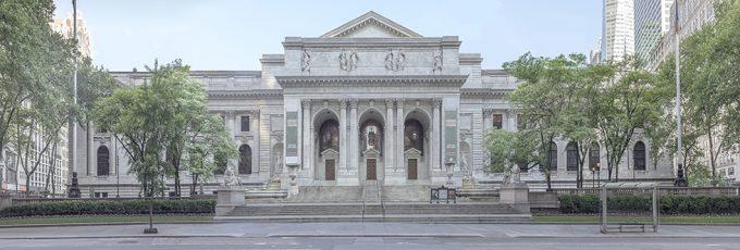 Marc Yankus, NY Public Library