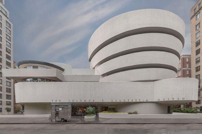 Marc Yankus, The Solomon R. Guggenheim Museum