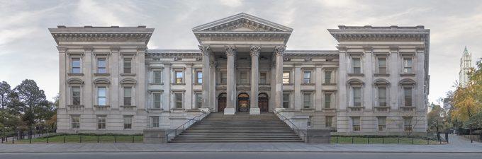 Marc Yankus, Tweed Courthouse