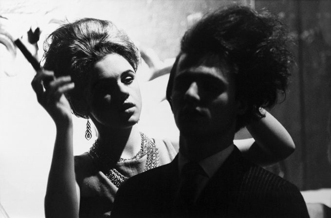 Billy Name, Edie Sedgwick Does Gerard Malanga's Hair in the Movie 'Haircut'